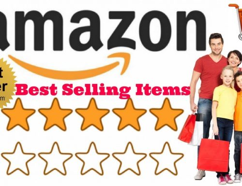 Amazon Best Selling Products by Category
