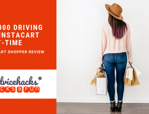$10,000 Driving for Instacart Part-Time – Instacart Shopper Review