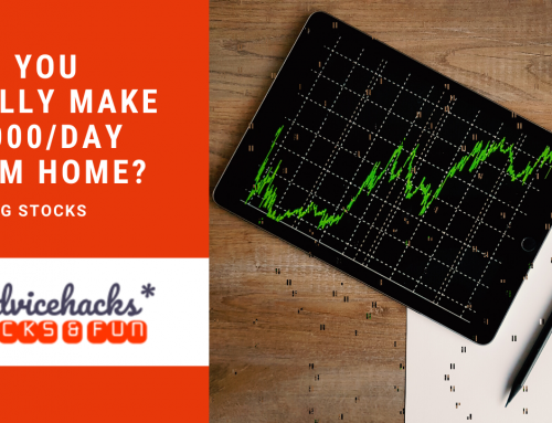 Trading Stocks: Can You Really Make $2000/Day From Home?