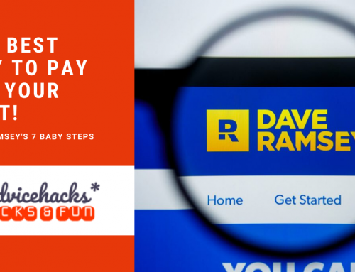 Dave Ramsey's 7 Baby Steps: The Best Way to Pay Off Debt?